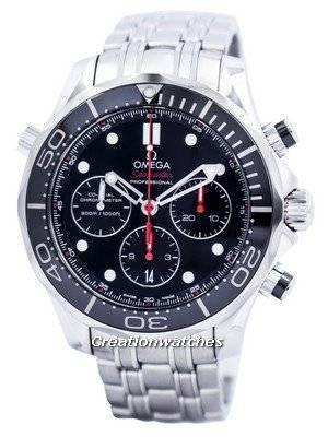 Omega Seamaster Professional Diver 300M Co-Axial Chronograph 212.30.44.50.01.001 Men's Watch