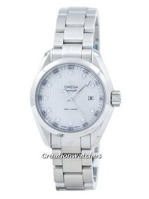 Omega Seamaster Aqua Terra 150M Quartz 231.10.30.60.55.001 Women's Watch