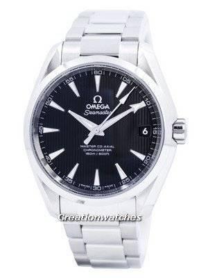 Omega Seamaster Aqua Terra Master Co-Axial Chronometer 231.10.39.21.01.002 Men's Watch