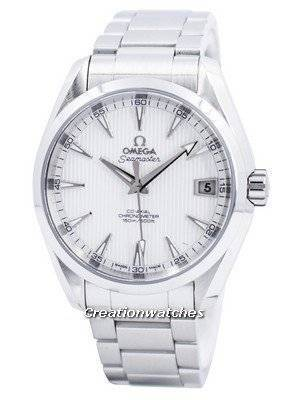 Omega Seamaster Aqua Terra Co-Axial Chronometer 231.10.39.21.02.001 Men's Watch