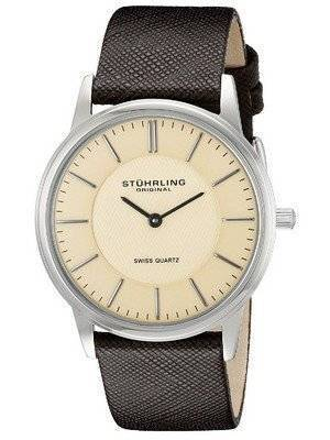 Stuhrling Original Classic Ascot Newberry Swiss Quartz 238.321K43 Men's Watch