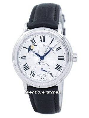 Raymond Weil Maestro Moon Phase Automatic 2839-STC-00659 Men's Watch