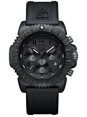 Luminox Sea Navy Seal Colormark Chrono 3080 Series Swiss Quartz 200M XS.3081.BO Men's Watch