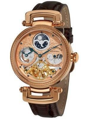 Stuhrling Original Magistrate Dual Time Automatic 353A.334K14 Men's Watch
