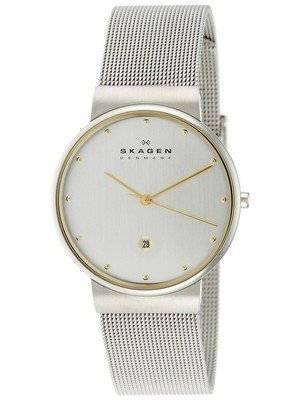 Skagen Classic Mesh Bracelet 355LGSC Men's Watch