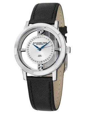 Stuhrling Original Winchester Tiara Swiss Quartz 388L2.SET.01 Women's Watch