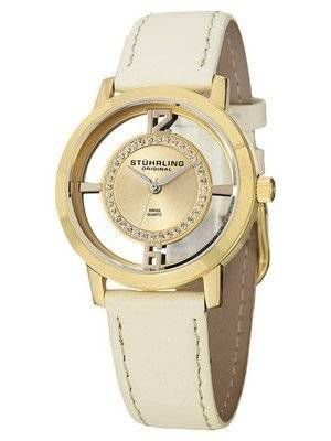 Stuhrling Original Winchester Tiara Swiss Quartz 388L2.SET.02 Women's Watch