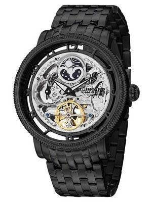 Stuhrling Original Legacy Symphony DT Automatic Skeleton 411.335B1 Men's Watch