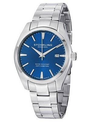 Stuhrling Original Classic Ascot Prime Swiss Quartz 414.33116AM Men's Watch