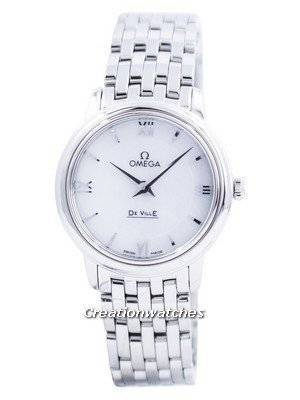 Omega De Ville Prestige Quartz 424.10.27.60.05.001 Women's Watch