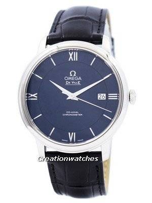 Omega De Ville Prestige Co-Axial Chronometer 424.13.40.20.03.001 Men's Watch
