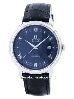 Omega De Ville Prestige Co-Axial Chronometer Automatic 424.13.40.20.03.002 Men's Watch