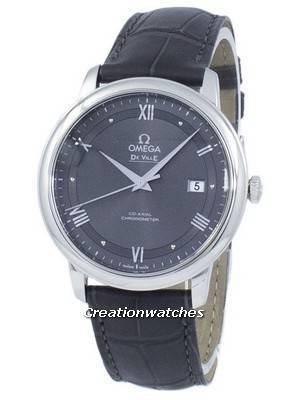 Omega De Ville Prestige Co-Axial Chronometer Automatic 424.13.40.20.06.001 Men's Watch