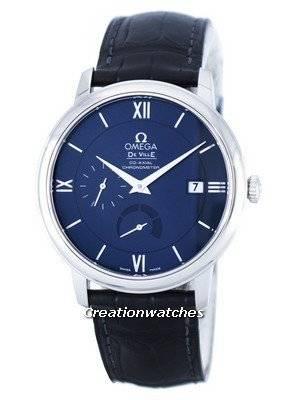 Omega De Ville Prestige Co-Axial Chronometer Automatic Power Reserve 424.13.40.21.03.001 Men's Watch