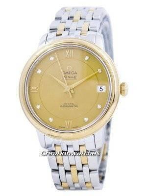 Omega De Ville Prestige Co-Axial Chronometer 424.20.33.20.58.001 Women's Watch
