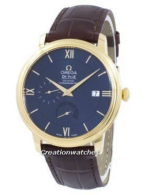 Omega De Ville Prestige Co-Axial Chronometer Automatic 424.53.40.21.03.001 Men's Watch