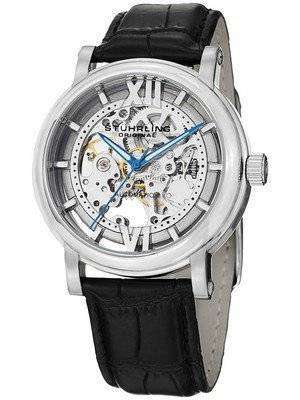 Stuhrling Original Winchester XT Skeleton Dial Automatic 426AL.SET.01 Men's Watch