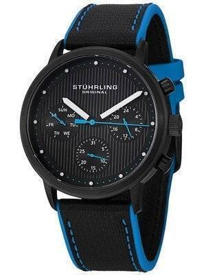 Stuhrling Original Obscure Quartz 514.03 Men's Watch