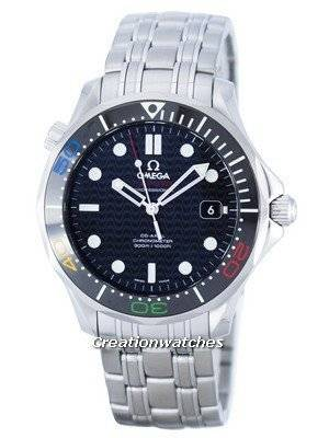 """Omega Olympic Games Collection """"RIO 2016"""" Limited Edition 522.30.41.20.01.001 Men's Watch"""