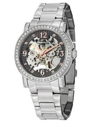 Stuhrling Original Lady Canterbury Automatic Crystallized Dial 531L.111154 Women's Watch