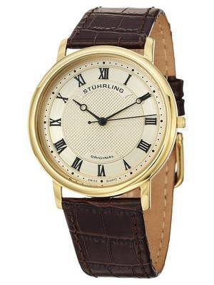 Stuhrling Original Symphony Classique Ultra Slim 645.05 Men's Watch