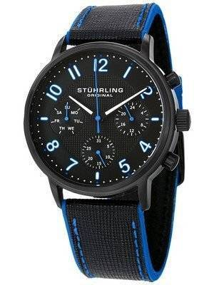 Stuhrling Original Monaco Quartz 668.02 Men's Watch