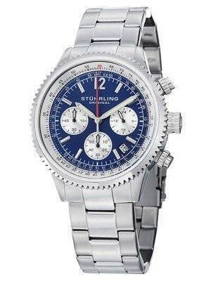 Stuhrling Original Monaco Quartz Chronograph 669B.02 Men's Watch
