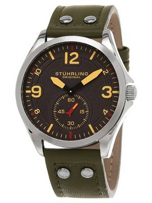 Stuhrling Original Aviator Tuskegee Quartz 684.03 Men's Watch