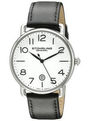 Stuhrling Original Symphony Swiss Quartz 695.01 Men's Watch