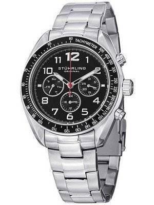 Stuhrling Original Monaco Concorso Dragster Quartz Tachymeter 814.01 Men's Watch