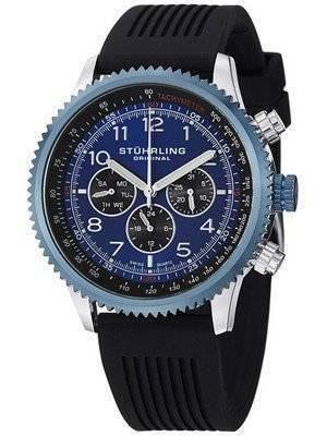 Stuhrling Original Concorso Silhouette Sport Swiss Quartz 858R.01 Men's Watch