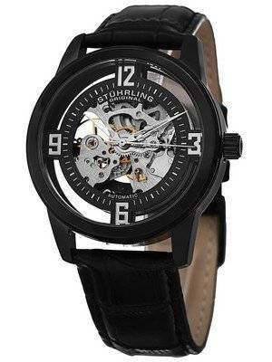 Stuhrling Original Winchester Automatic Self-Wind Skeleton 877.06 Men's Watch