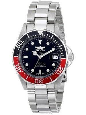 Invicta Pro Diver 200M Automatic Black Dial 9403 Men's Watch