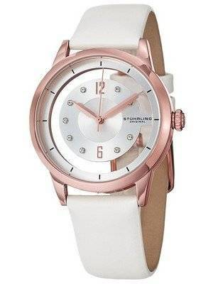 Stuhrling Original Winchester Rose Gold Swarovski Crystal 946L.02 Women's Watch