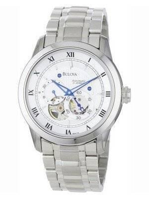 Bulova Automatic BVA Series Dual Aperture Dial 96A118 Mens Watch