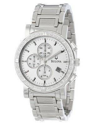 Bulova Highbridge Chronograph 96E03