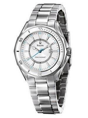 Bulova Precisionist Winterpark 96M123 Women's Watch