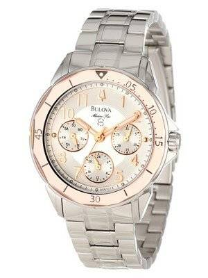 Bulova Marine Star 96N101 Women's Watch