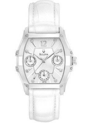 Bulova Wintermoor Multifunction 96P126 Womens Watch