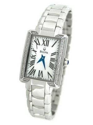 Bulova Fairlawn Diamond 96R160 Women's Watch