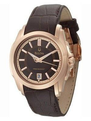 Bulova Precisionist Longwood 97B110 Mens Watch