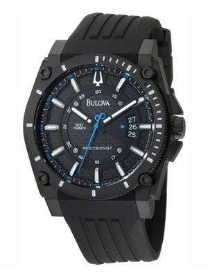 Bulova Precisionist Champlain 98B142 Mens Watch