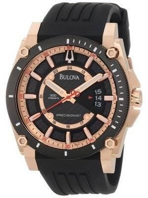 Bulova Precisionist Champlain 98B152 Mens Watch