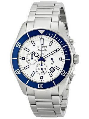 Bulova Marine Star Chronograph 98B204 Men's Watch