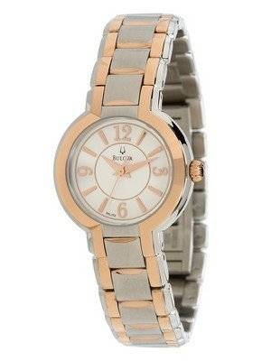 Bulova Fairlawn Two-Tone 98L153 Women's Watch