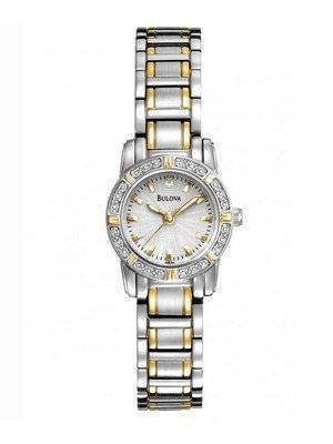 Bulova Highbridge Diamond 98R155 Womens Watch