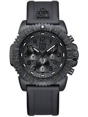 Luminox Sea Colormark Chronograph 3080 Series A3081BO Men's Watch