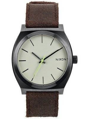 Nixon Quartz Time Teller 100M A045-1388-00 Men's Watch