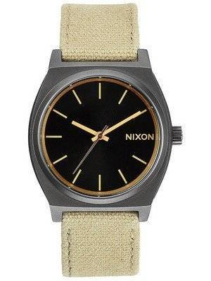 Nixon Quartz Time Teller 100M A045-1711-00 Men's Watch