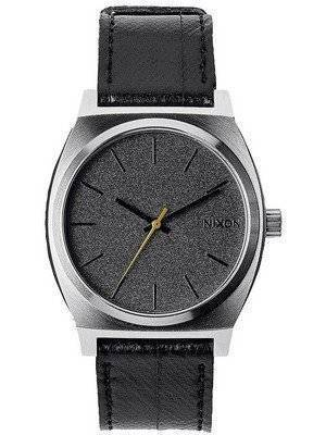 Nixon Time Teller Black Tape A045-1892-00 Men's Watch